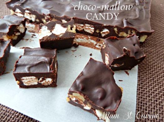 choco mallow candy